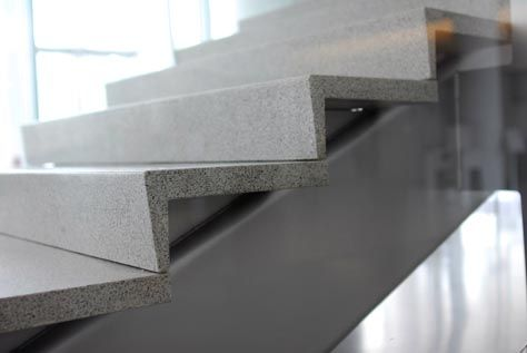 Bon Architectural Specialties Ltd. | Precast Terrazzo: Stairs, Wall Panels,