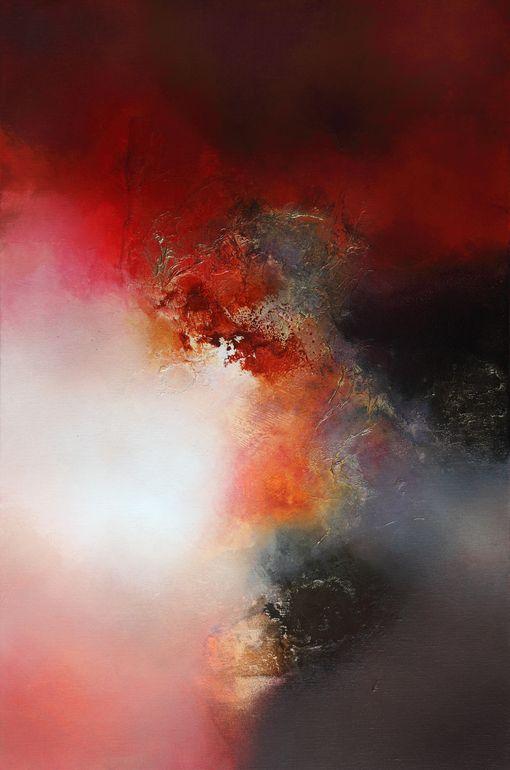 """Saatchi Online Artist: Eelco Maan; Acrylic 2013 Painting """"Inner life (sold)"""""""