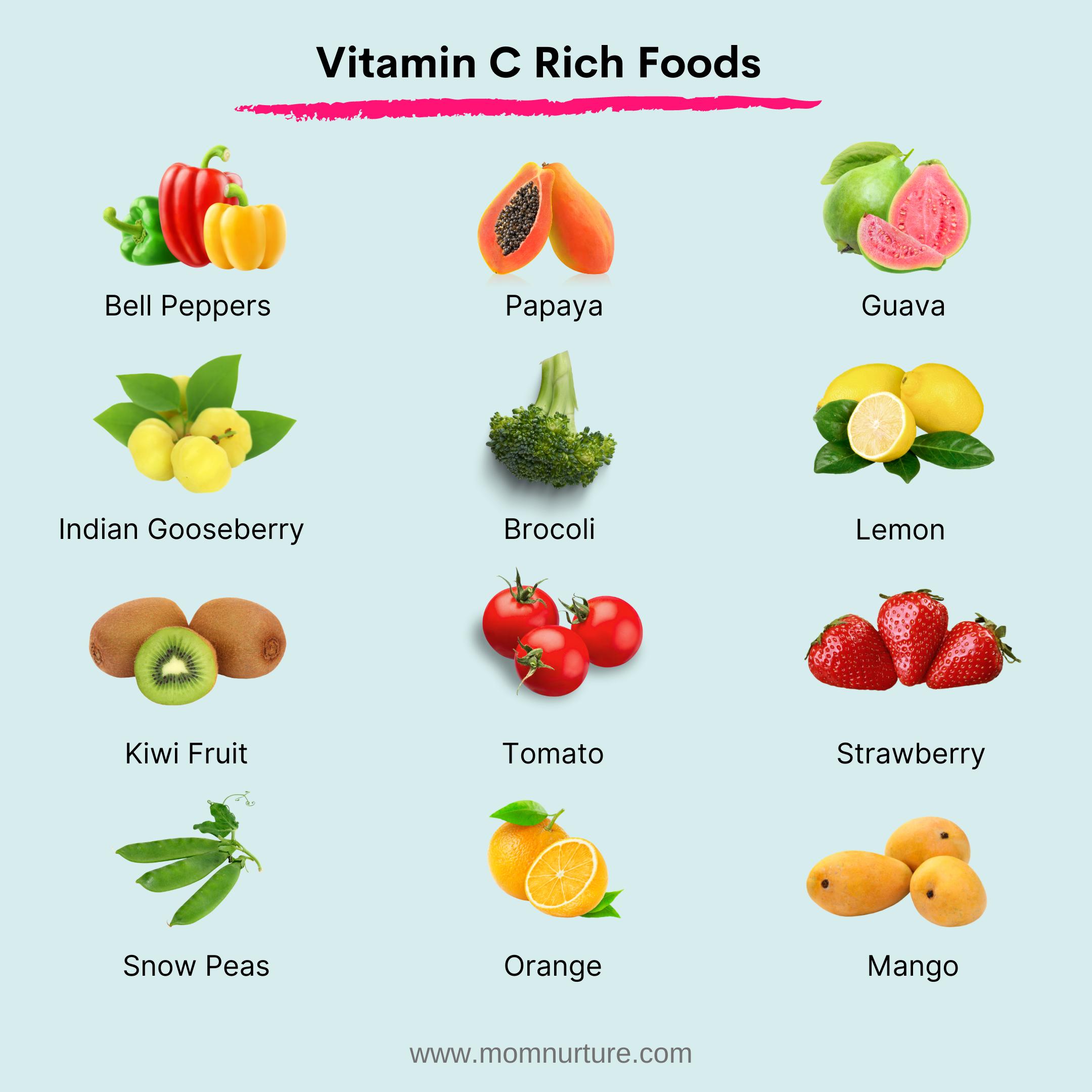 Vitamin C Rich Foods Stuffed Peppers Vitamin C Vitamins