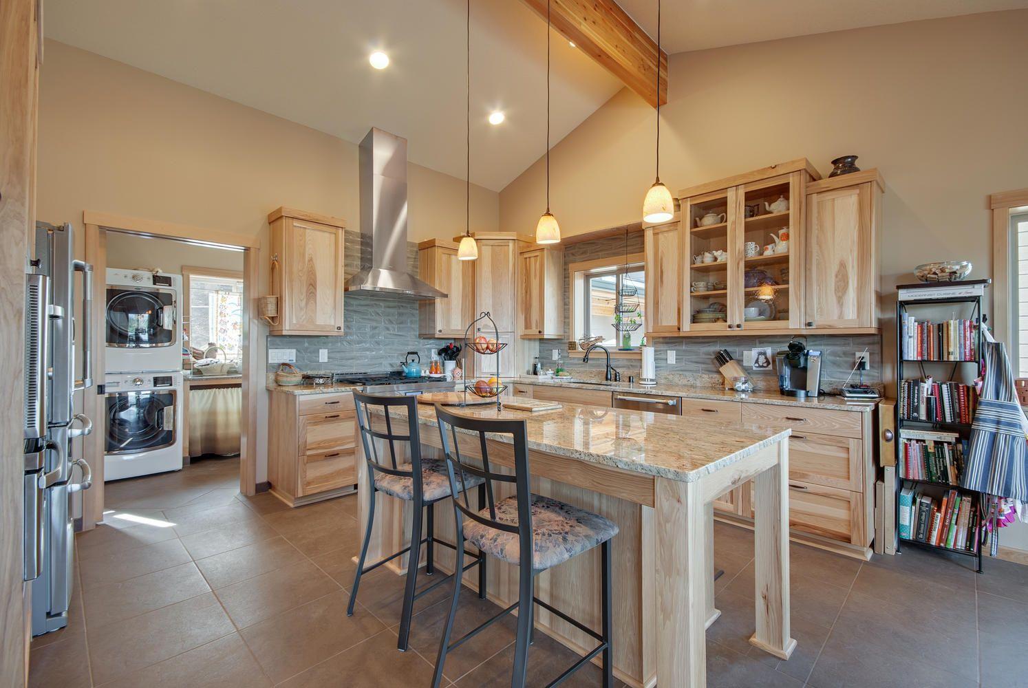 Foxdale Kitchen design, Custom home designs, Home