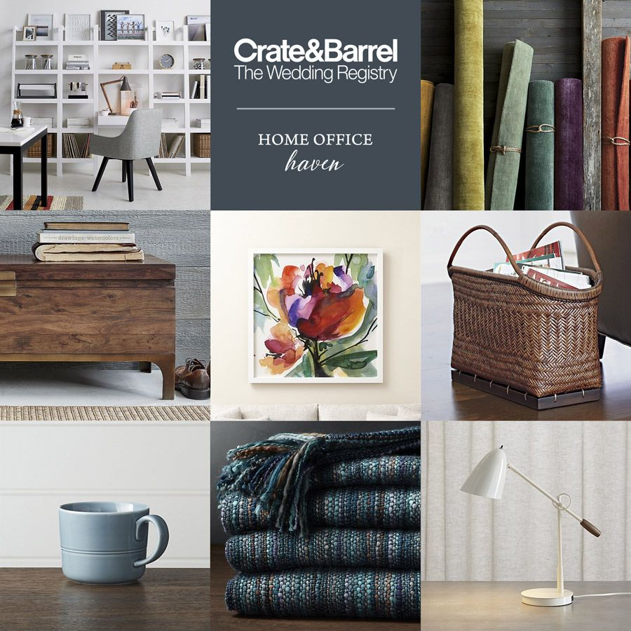 Crate and barrel wedding registry wedding gifts