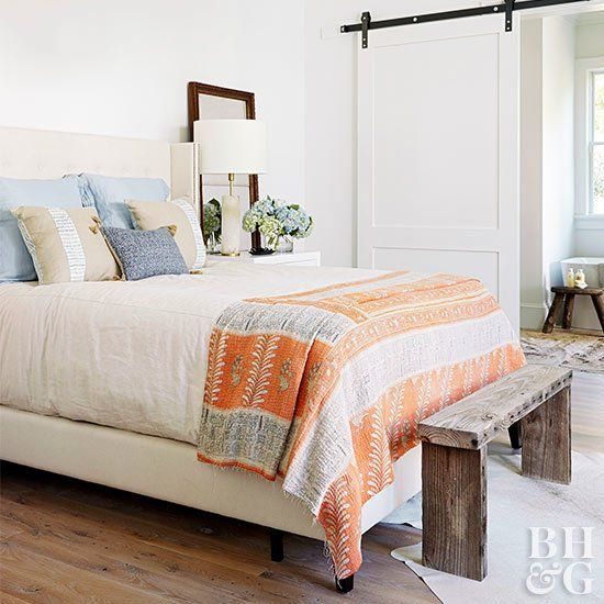 Warm Bedroom Color Schemes: Gorgeous Complementary Color Schemes