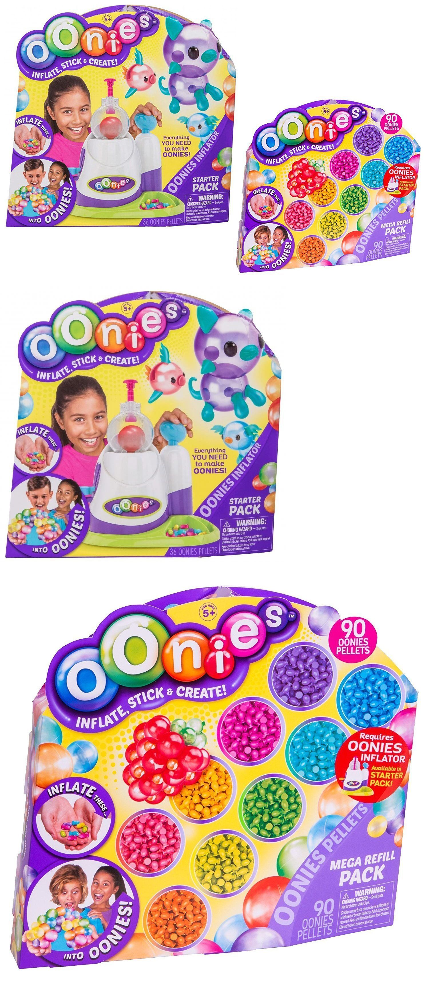 96b93237d Craft Kits 116655: Oonies Starter Pack, Multicolor Bundle With Oonies Mega  Refill Pack -> BUY IT NOW ONLY: $79.99 on eBay!