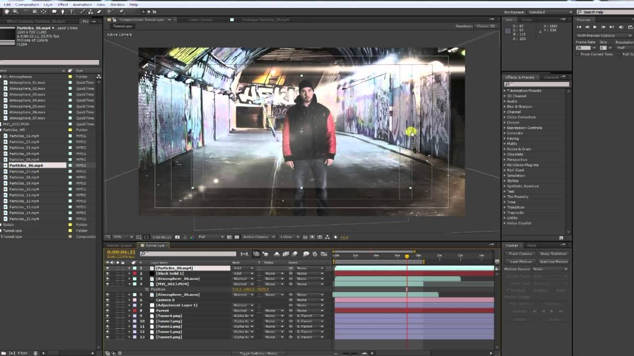 Greenscreen Compositing - After Effects Speed Art Ep. 1