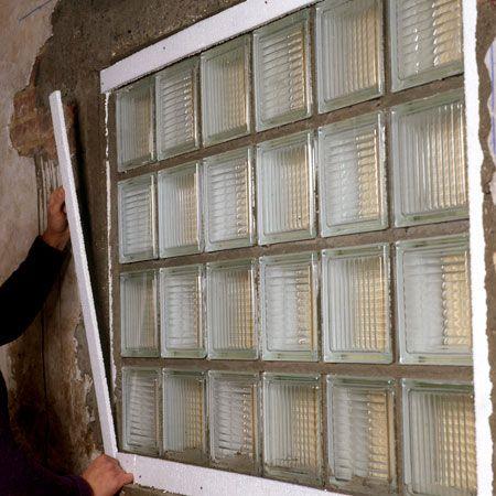 Comment monter des briques de verre ? - Pose Pave De Verre Exterieur