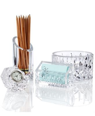 Undefined Waterford Waterford Crystal Desk