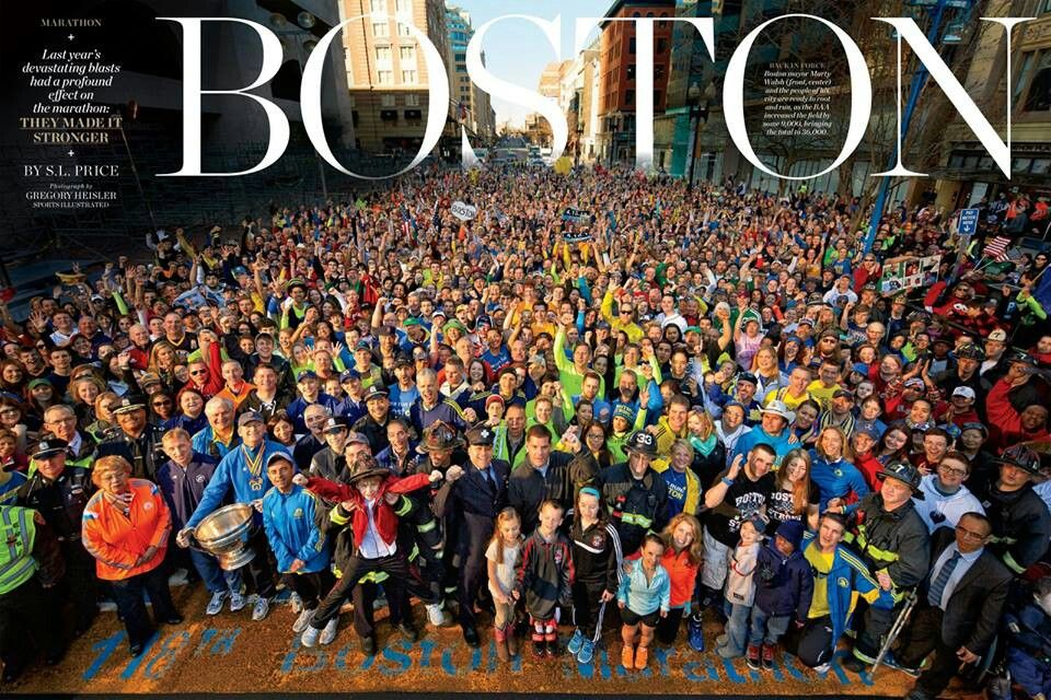 Boston strong Boston strong, Sports illustrated, Sports