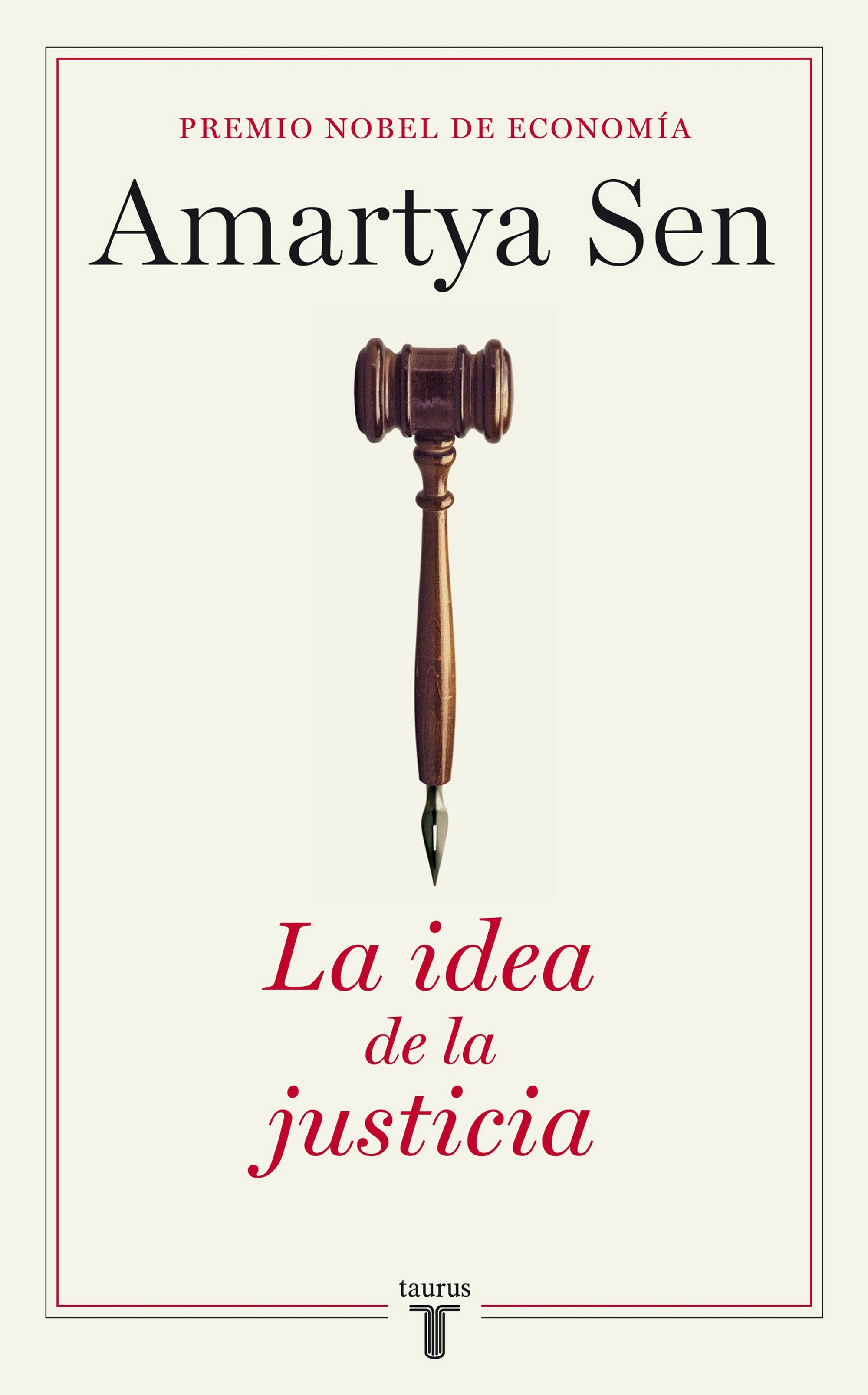 Descargar Libros Universitarios Gratis La Idea De La Justicia Ebook Amartya Sen 9788430615926