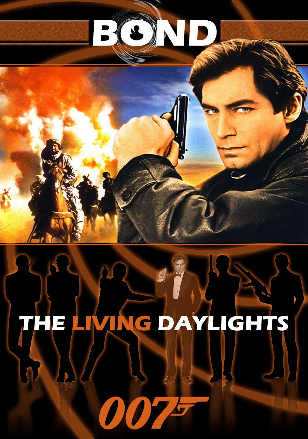 The Living Daylights Tuer N Est Pas Jouer 007 Living