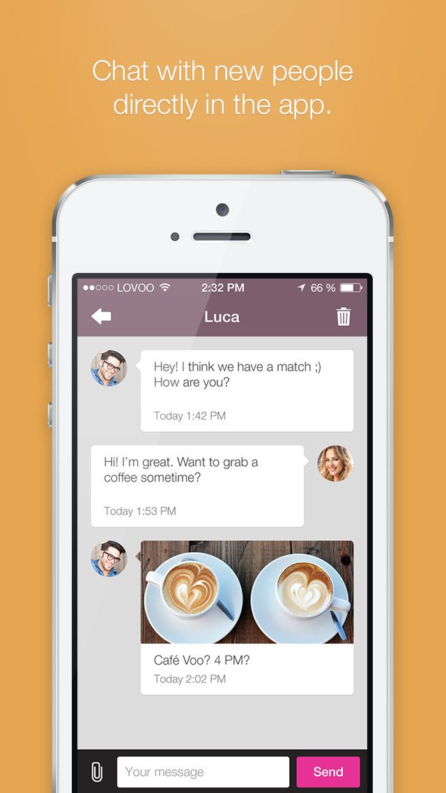 Dating App Lovoo