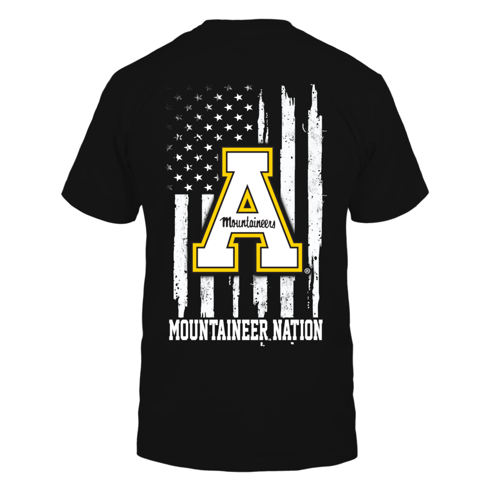 Appalachian State Mountaineers Nation Flag Appalachian