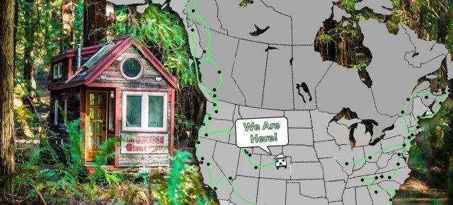 MapupdateUSA Petits habitats, mobiles ou pas! Pinterest - Aide Travaux Maison Ancienne
