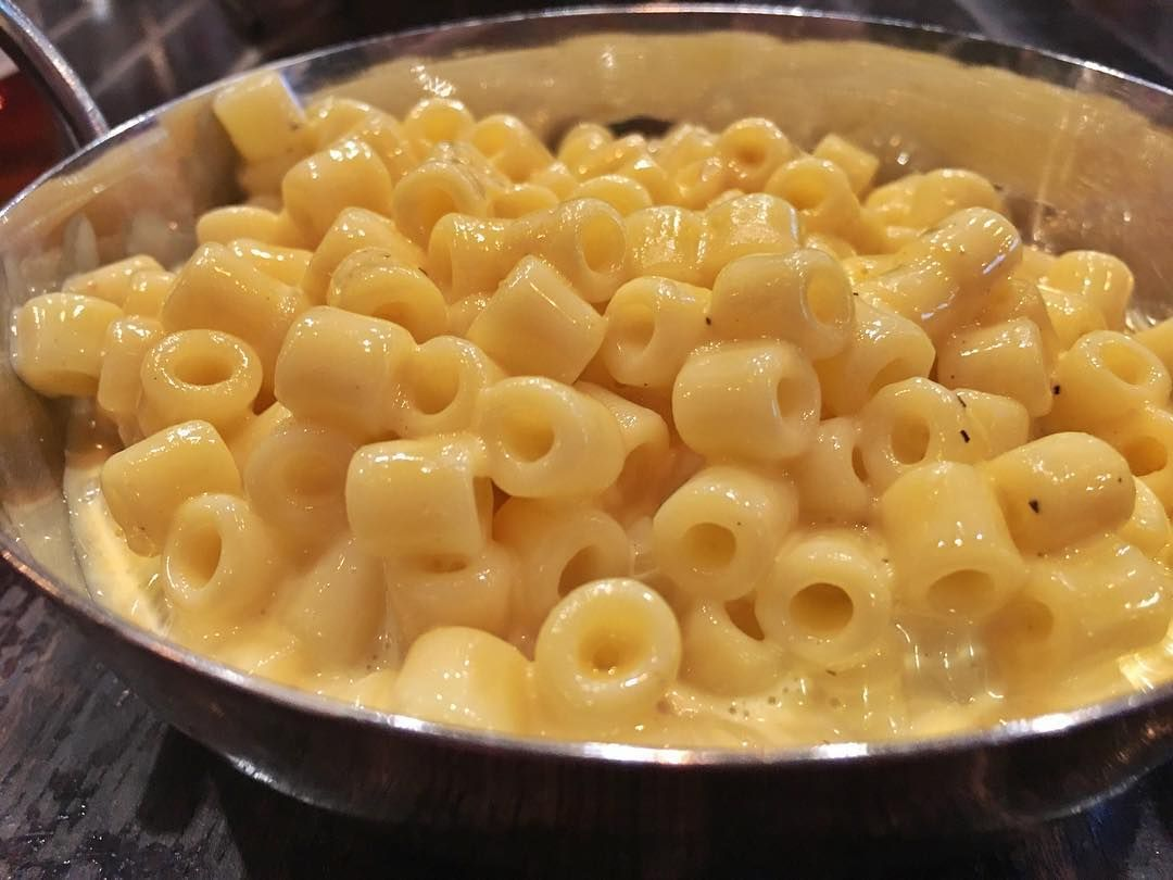 The Mack Daddy Of Mac And Cheese Ditalini With Government Cheese Sauce From Emporiomeatballjo Gourmet Mac And Cheese Mac And Cheese Government Cheese