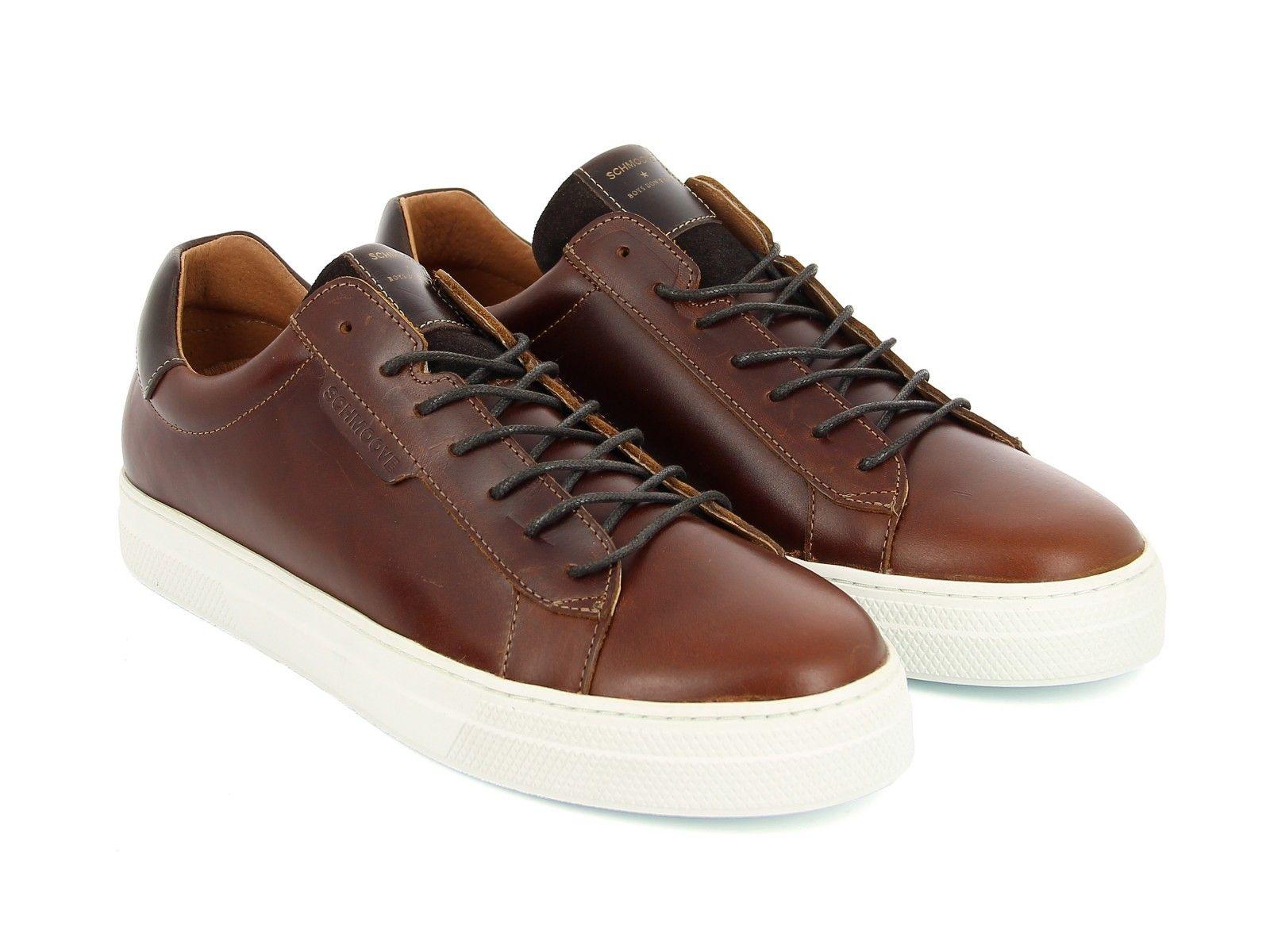 44e043bbb8f88b Chaussures Spark Clay Ciclon Horse, esprit sport-chic et élégance d'une  paire de tennis cuir pour homme.