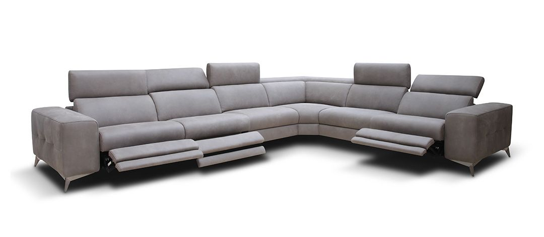 Modern Sofa Recliner Art Galleries In