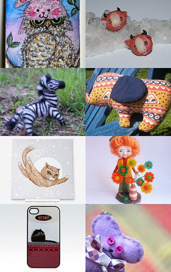 cuties!!! by Lyriel MoonShadow on Etsy--Pinned with TreasuryPin.com