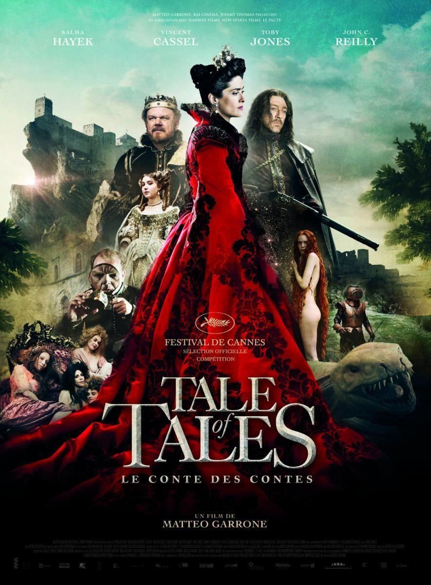 Историята на историите / Tale of Tales (2015) Fantasy