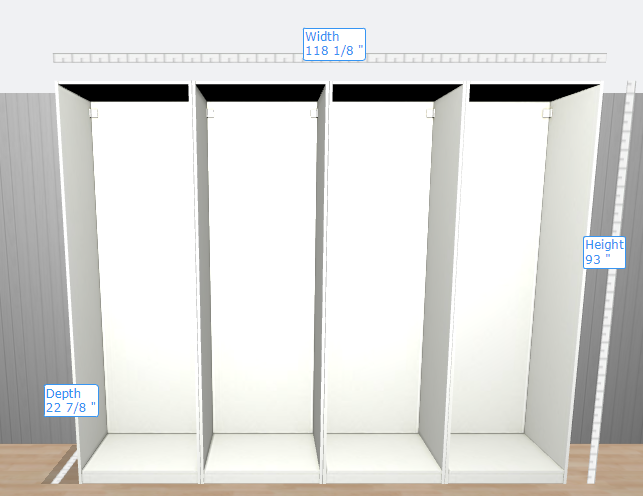 IKEA Dimensions (With images) Ikea