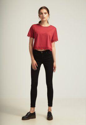 DAISY - T-shirt basic - red