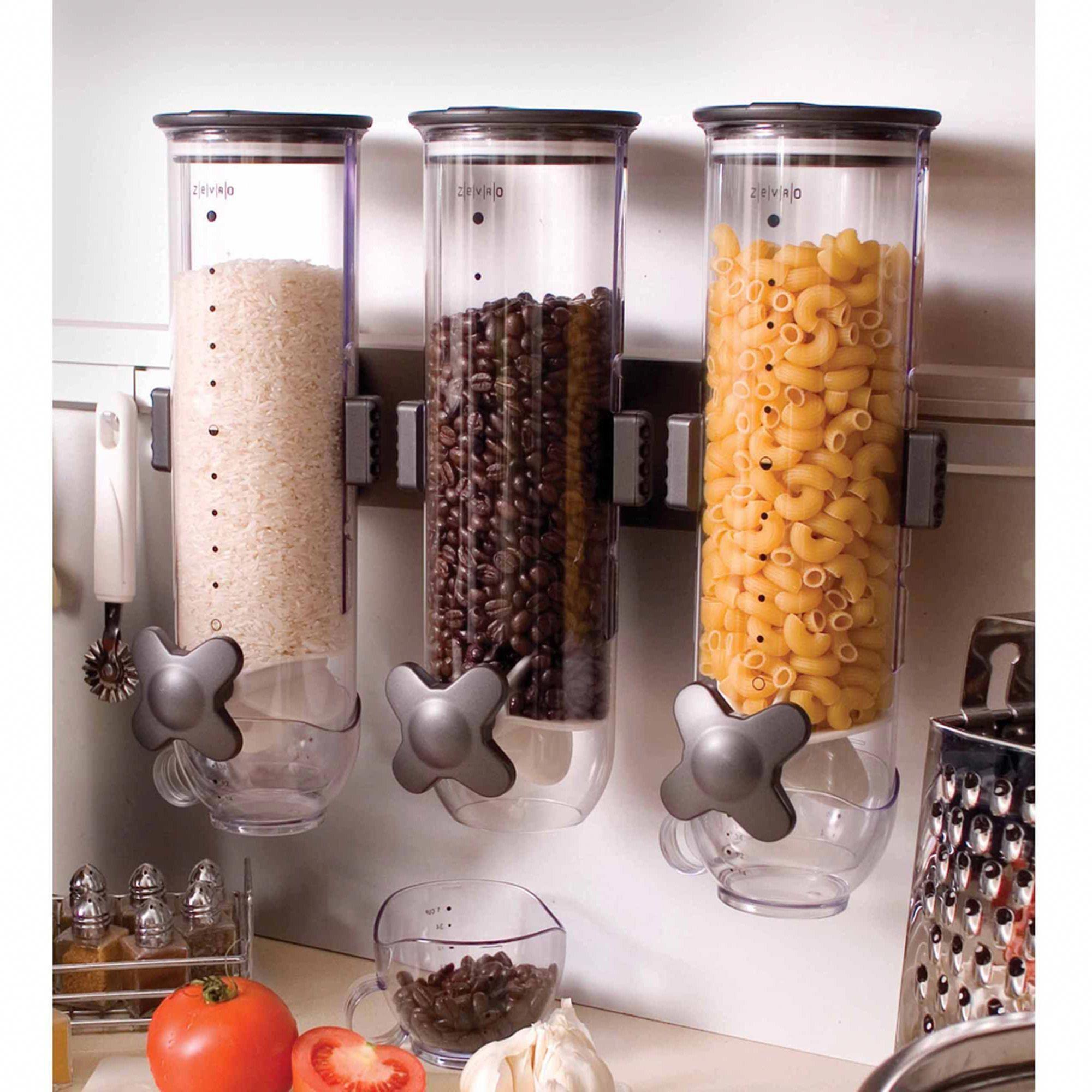 Home smart kitchen kitchen storage storage container homes
