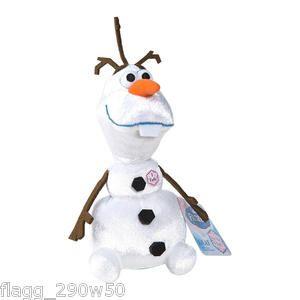 Disney Olaf Plush NEW Frozen  8/'/'