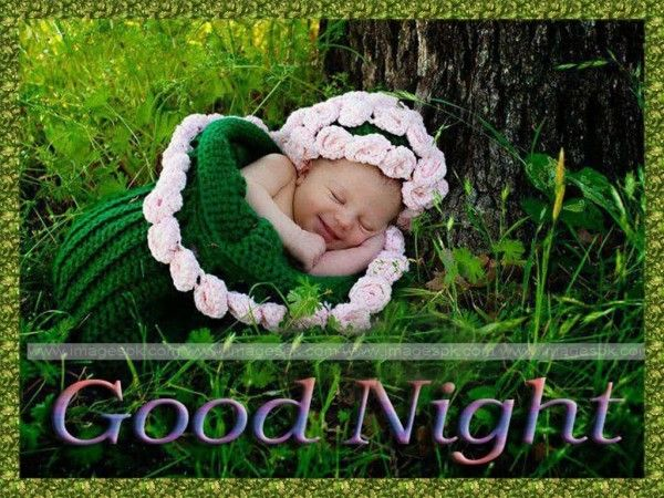 Amazing Cute Baby Good Night Hd Wallpapers Collection Good Morning