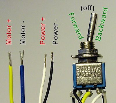 Wiring And Toggle Switch With Images Electrical Circuit