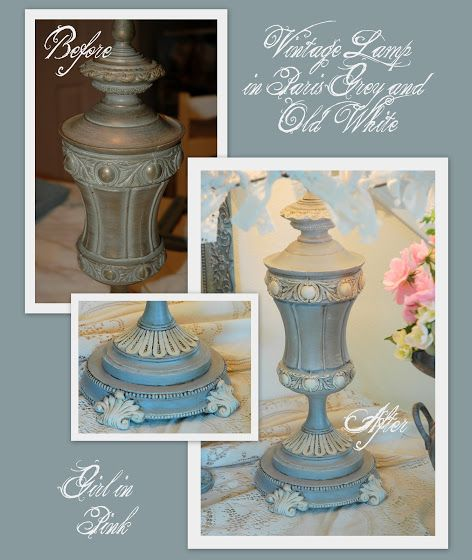 Girl In Pink Ascp Custom Mix French Blue And A Few Findings Painting Projects Chalk Paint Colors Chalk Paint