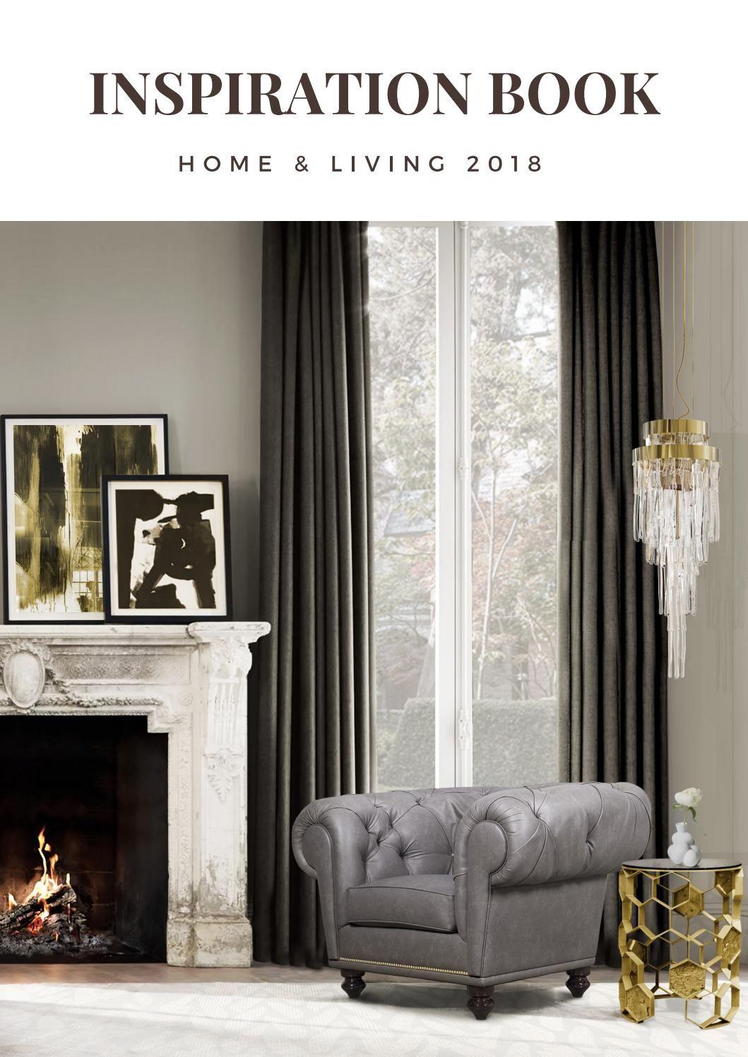 Inspirations Book - Home & Living 2018 | Interior design books ...
