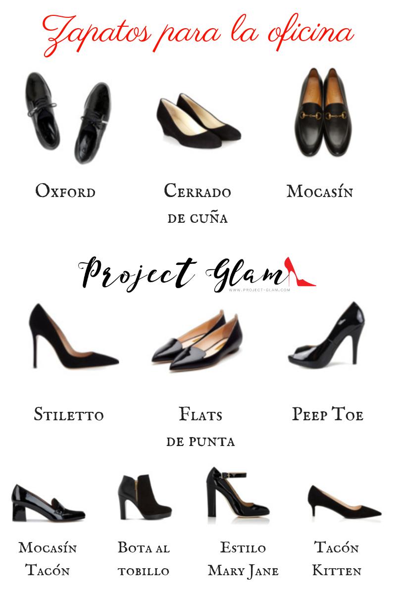 Zapatos Para La Oficina Cómodos Y Con Estilo Project Glam Zapatos Para Trabajar Mujer Zapatos De Oficina Tipos De Zapatos Mujer