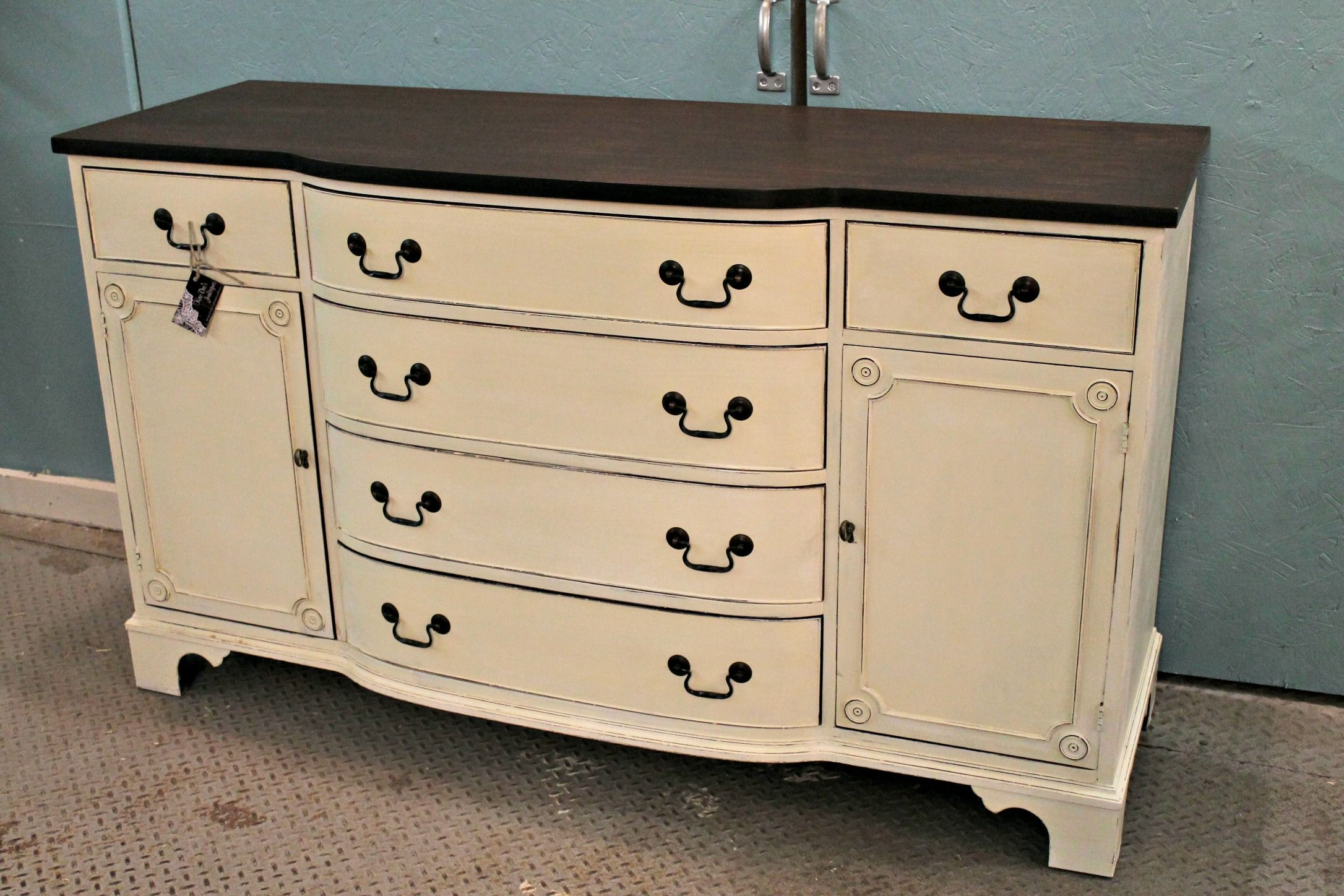 Duncan Phyfe Buffet Painted Furniture Duncan Phyfe Painted