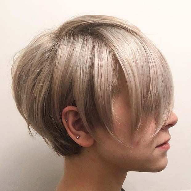 23 Short Haircuts for Women to Copy in 2019 | Stay