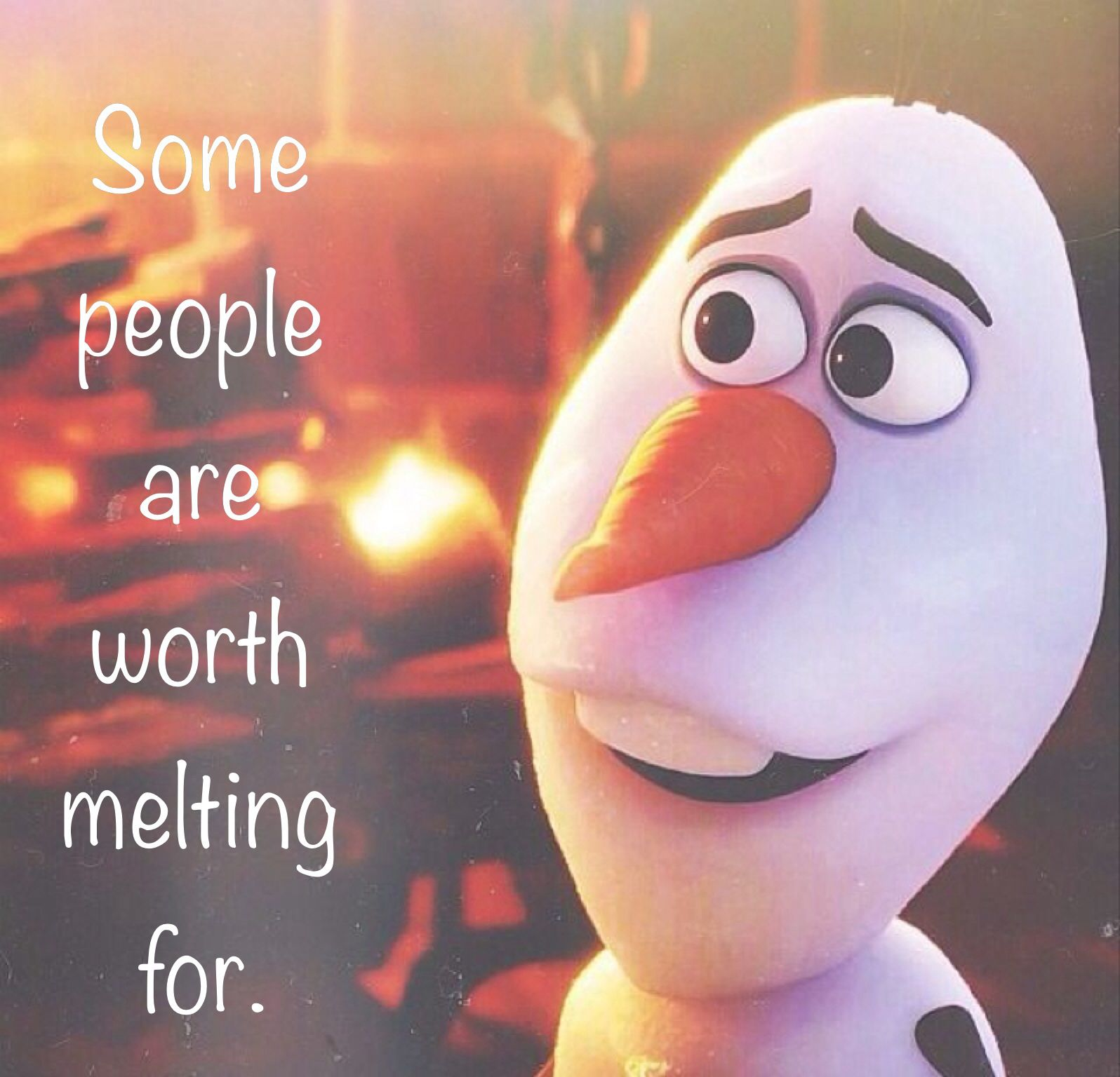 Cute Disney Quotes About Friendship : Some people disney s quot frozen