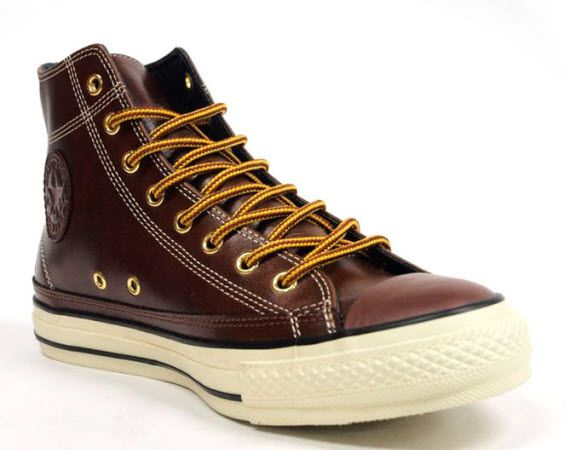 Converse Japan Oiled Hi Leather All Star Sneakers | Schoenen