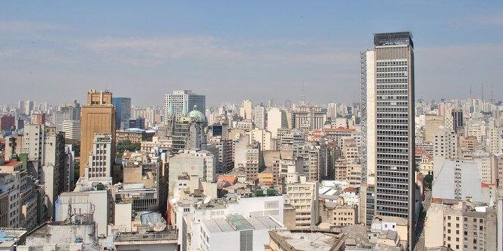Centro, Sao Paulo, Brazil, South America