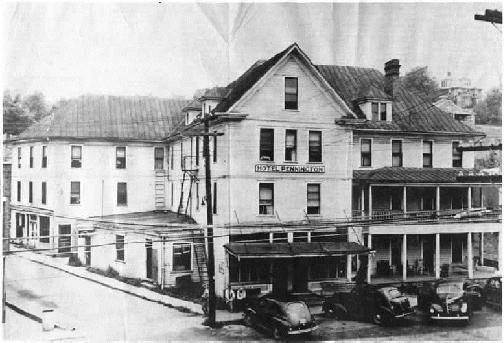 Pennington Gap Hotel Pennington Gap Virginia History Travel Spot