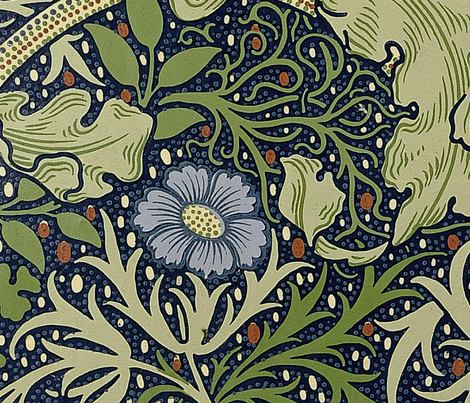 Wallpaper William Morris Seaweed in 2020 (With images
