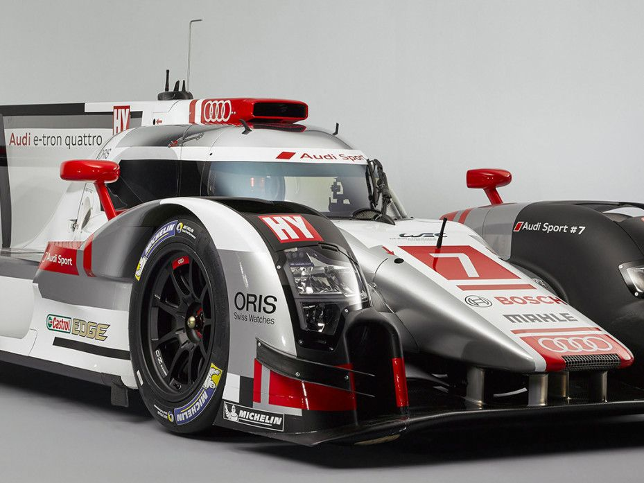 Audi's Incredible Le Mans Racer Will Be Even Better This Year