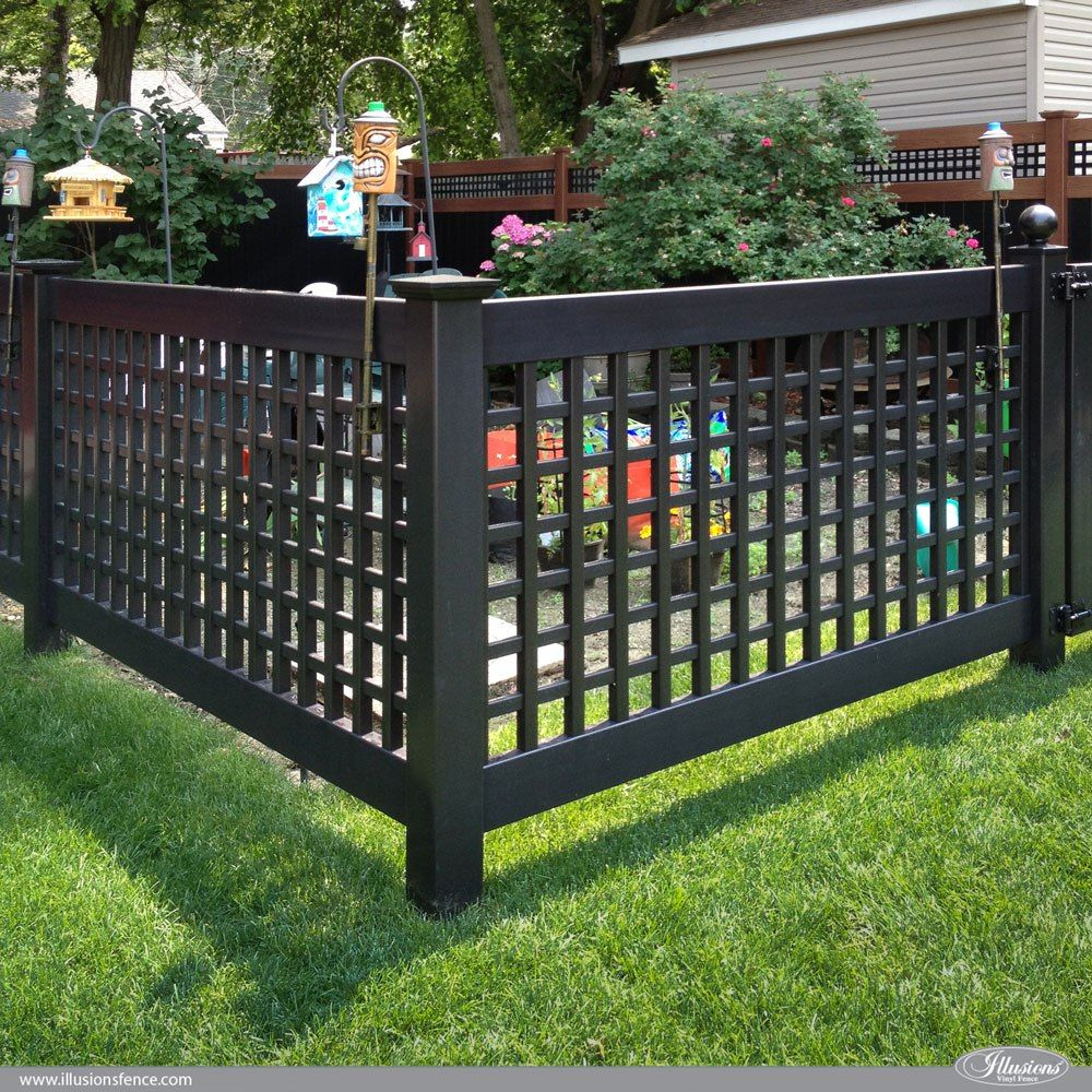 12 Amazing Low Maintenance Fence Ideas Illusions Fence Backyard Fences Privacy Fence Designs Fence Design