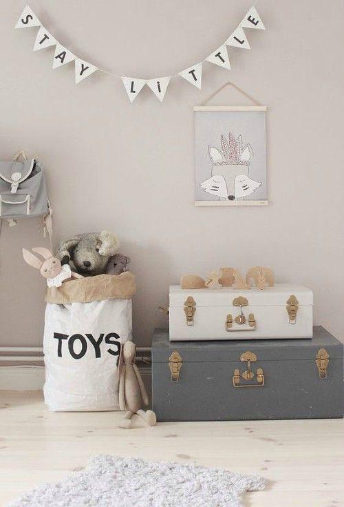 Speelgoed Opbergen In De Woonkamer: 18 Originele Ideeën | Pinterest ...
