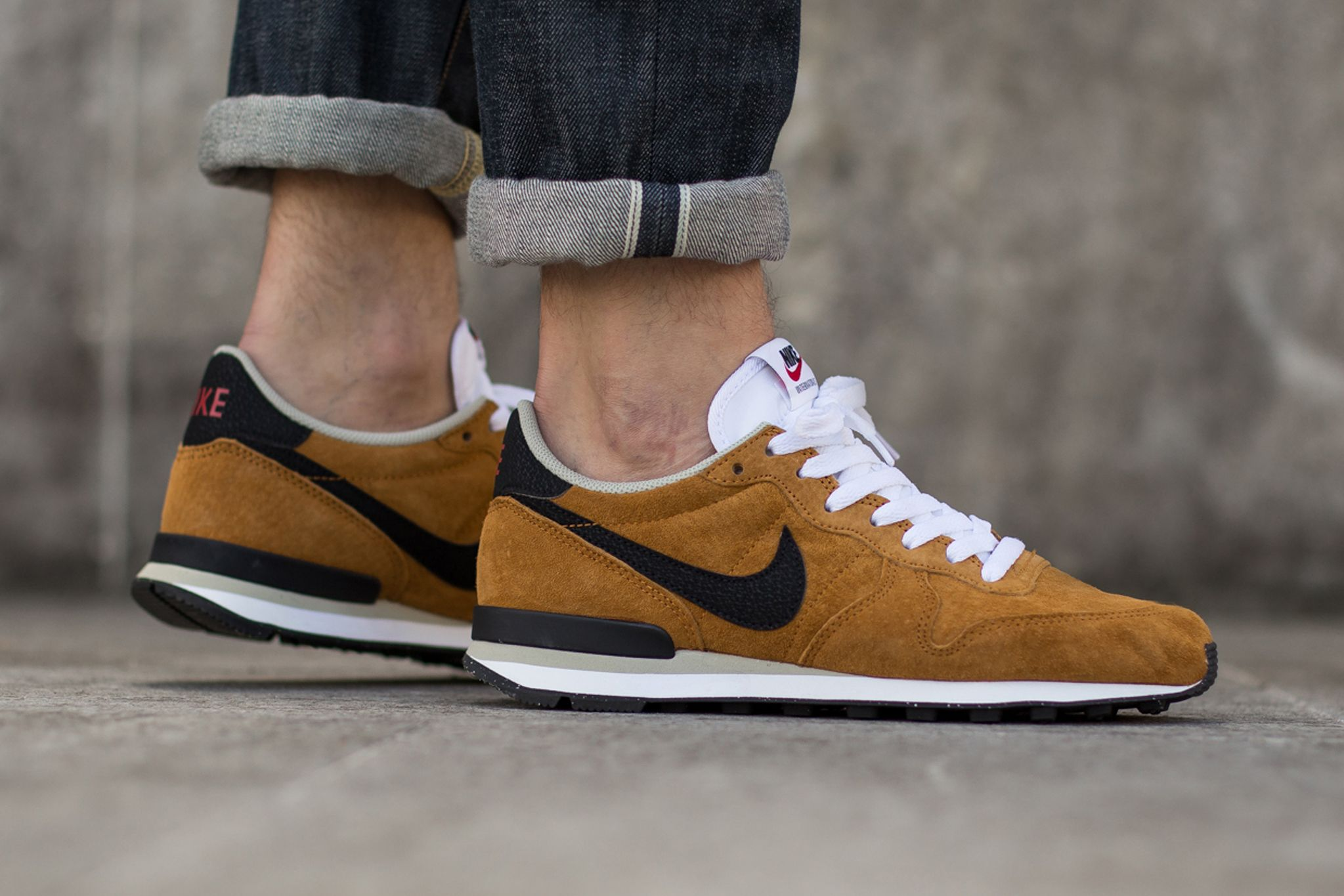 Nike Internationalist Leather | Chaussure, Chaussures homme, Mode