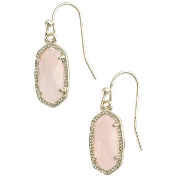 Women S Kendra Scott Lee Small Drop Earrings 65 Liked On Polyvore