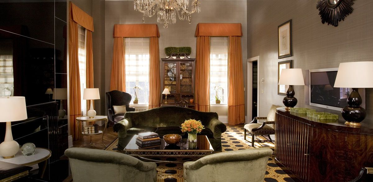 Premier TwoBedroom Suite The Carlyle, A Rosewood Hotel