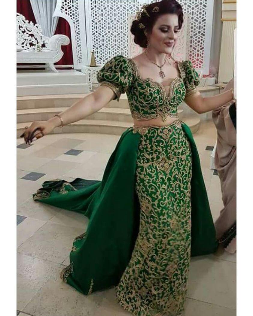 Traditional tunisian wedding dress  عروسة تونسية بالكسوة التونسية  Tunisian bride with tunisian keswa