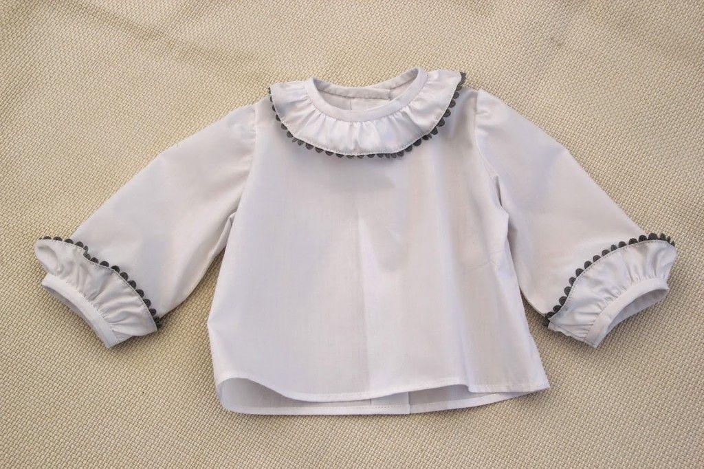 Patrones y tutoriales de ropa para niños y bebés gratis   Todo ...