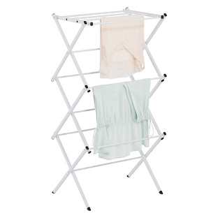 Compact Accordion Clothes Drying Rack With Images Clothes