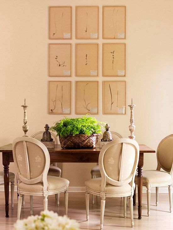 Decorating With Natural Elements decorating with natural elements | traditional, room and walls