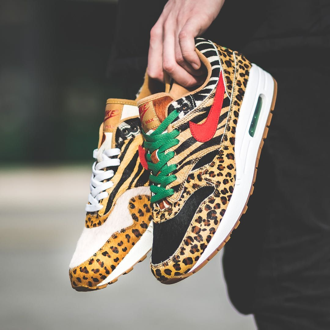 Nike Air Max 1 Atmos « Animal Pack » | Shoes | Sneakers nike