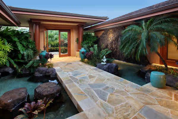 Luxury Home For Sale Featuring Indoor Outdoor Living At The Four Seasons Hualalai Resort Hawaii Real Estate Market Trends Hawaii Life Hawaiian Homes Hawaii Homes Outdoor Living