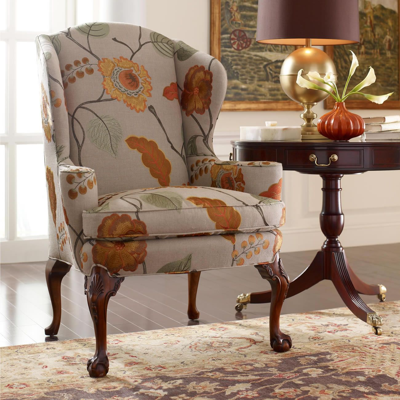 Stickley Furniture Price List - Brooklyn heights wing chair stickley furniture since